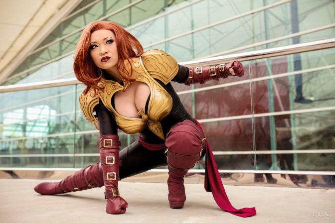 Yaya Han Announces Deal To Make Cosplay Designs Available Through Sewing Pattern Company