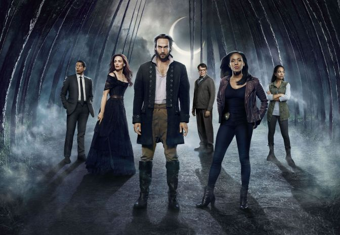 FOX's 'Sleepy Hollow' Filming Season 3 Outside Atlanta