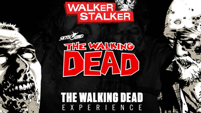 ATL-Based Walker Stalker's: The Walking Dead Experience Kickstarter Funded
