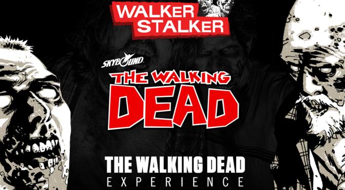 ATL-Based Walker Stalker's: The Walking Dead Experience Kickstarter Funded